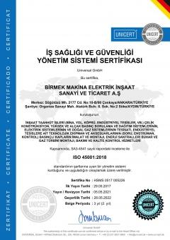 BIRMEK-45001-TR-2