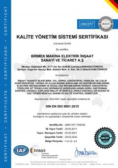 BIRMEK-9001-TR-2